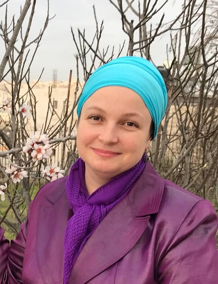 ester pevzin 1 Курсы в Израиле с трудоустройством, ульпан по изучению иврита