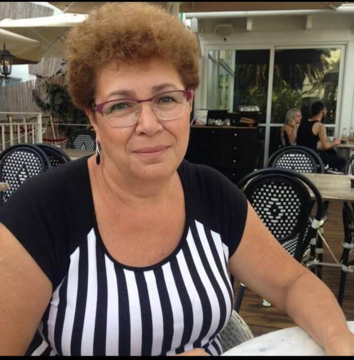 inna revzina 1 Курсы в Израиле с трудоустройством, ульпан по изучению иврита