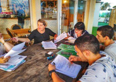 Курсы в Израиле с трудоустройством, ульпан по изучению иврита