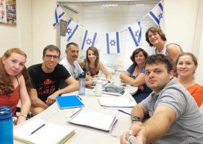 Ульпан UTime по изучению иврита, все уровни Алеф, Бет и Гимель. Для репатриантов до 10 лет в стране - Бесплатно! Колледж U-Time.